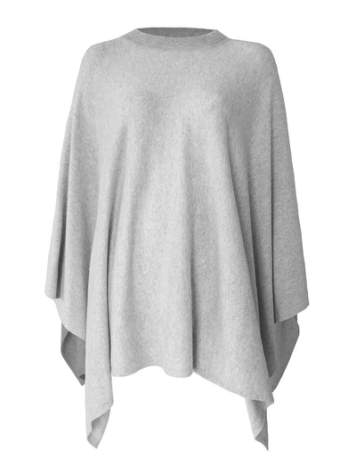 Sweater-poncho A8-00CH206