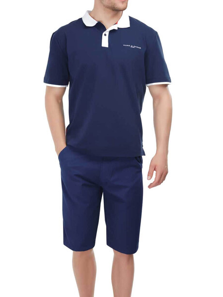 Men's polo shirt Marc & André MP16-02  фото