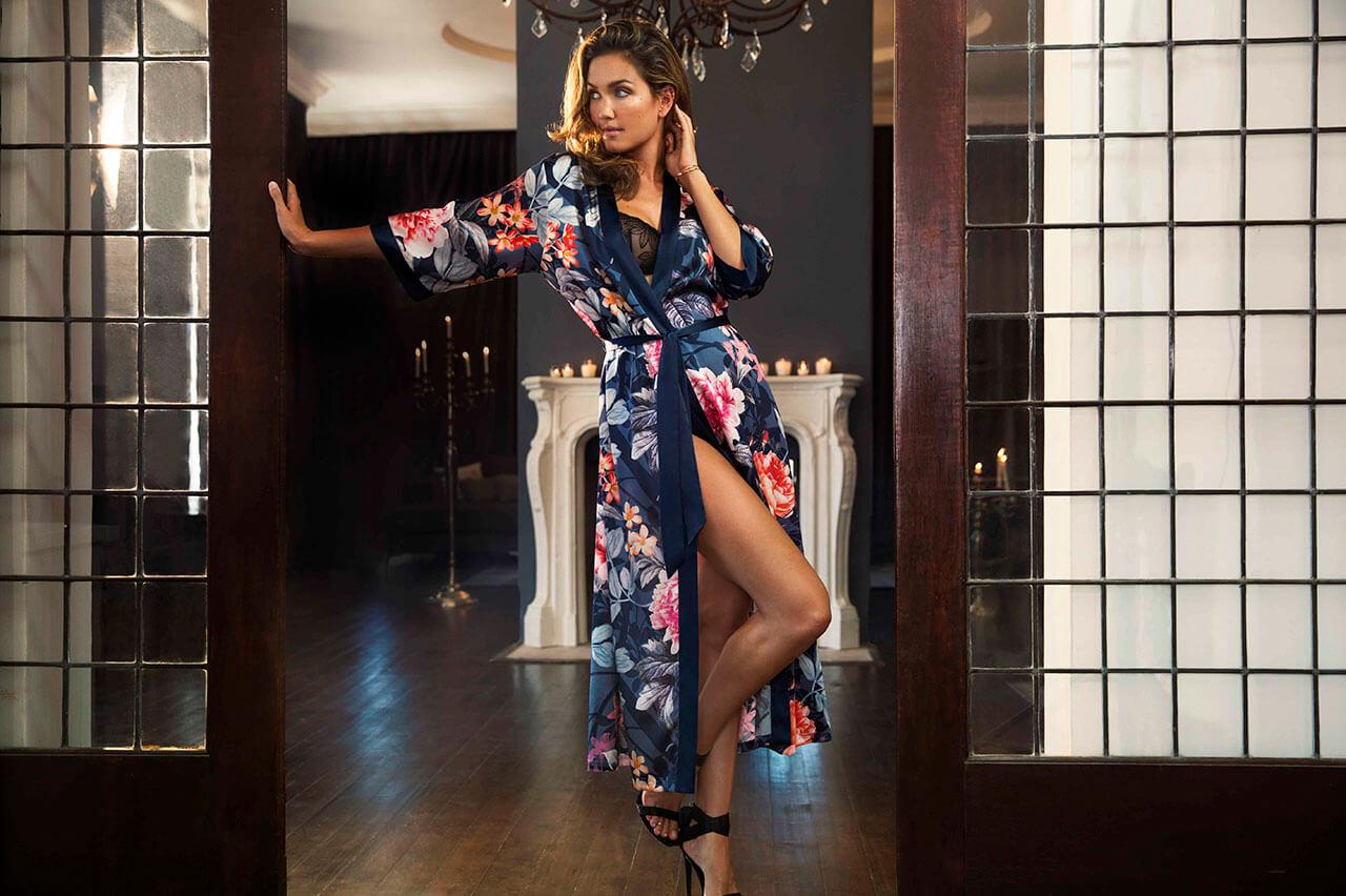 Жіночий домашній одяг. Купити в інтернет магазині французького ... f442870d7151c